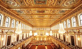 Concentus Musicus Concerts in the Golden Hall Vienna