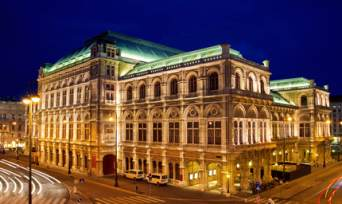 Vienna by Night - Sightseeing Tours