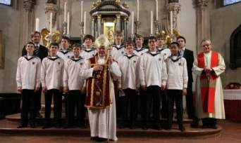 Vienna Boys Choir Concerts at Hofburgkapelle - Sunday Mass