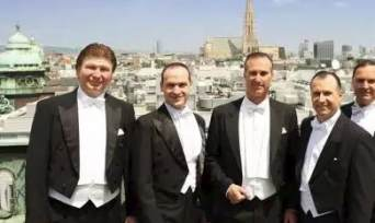 The Viennese Comedian Harmonists