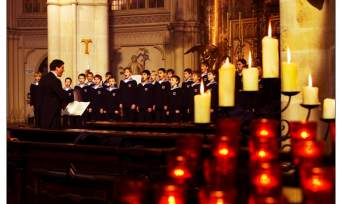 Advent Concert with the Vienna Boys Choir