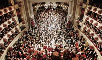 Grand Bal de l ´Opéra de Vienne 2019 Tickets