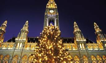 New Year's Eve Gala 2017 in Vienna City Hall