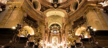 Classic Ensemble Vienna St Peters Church Concerts